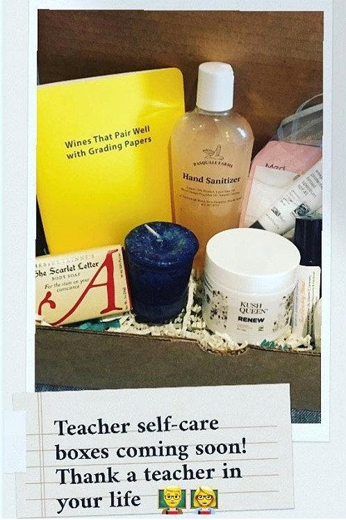 Teacher Self-Care Package