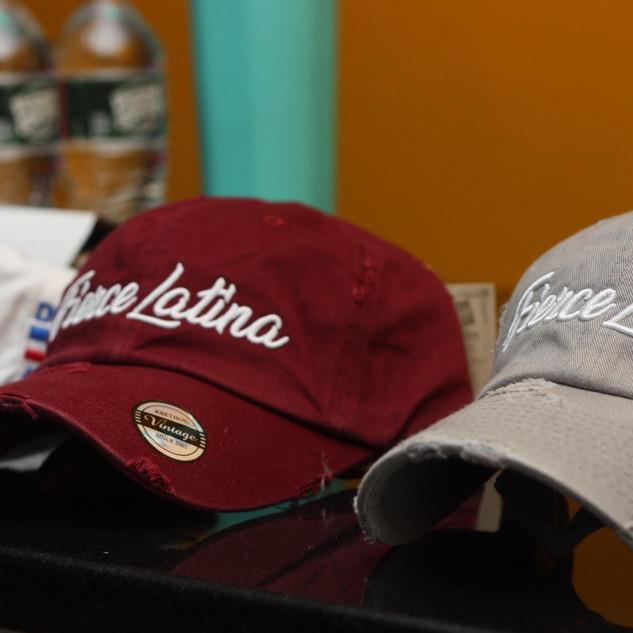 Dile a Ella Fierce Latina Hats