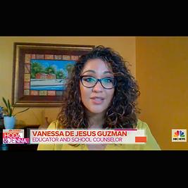 Vanessa De Jesus Guzman_Today Show with