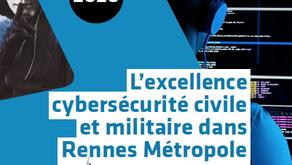 L'excellence cybersécurité civile et militaire dans Rennes Métropole
