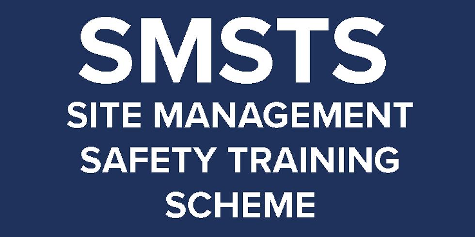 CITB SMSTS Site Management Safety Training Scheme - Virtual Classroom