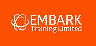 Training Logo White out orange.png