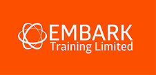 Training Logo White out orange.png