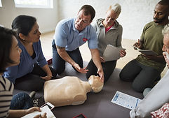 What is Emergency First Aid? Well it's exactly that, the first aid to be offered if an incident occurs. Not many of us are confronted with scenes of blood and gore in our everyday lives – so usually first aid could be as simple as sticking a plaster on a small cut.