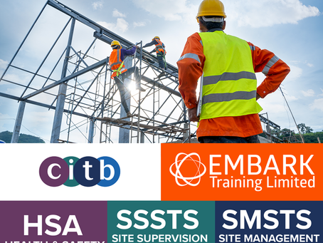 Embark Training receives CITB Approval