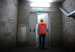 Fire marshals (sometimes known as fire wardens) are civilians trained to assist in emergency fire evacuation procedures at businesses and other organizations. It is a legal obligation that workplaces must have a sufficient number of fire marshals to deal with fire emergencies.