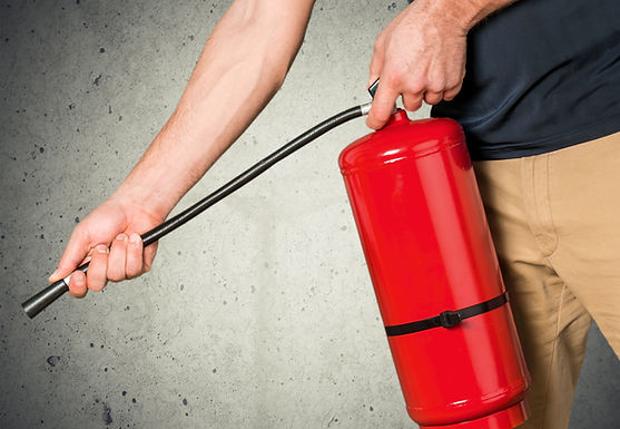 Fire Extingusher Training