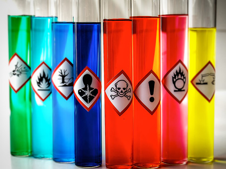 Safe Handling of Hazardous Substances – COSHH