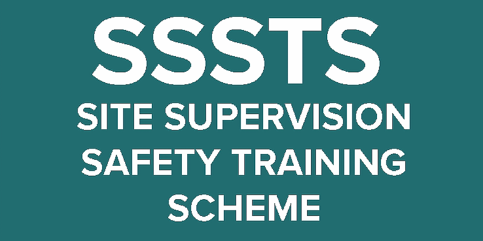 CITB (SSSTS) Site Supervision Safety Training Scheme - Virtual Classroom 12th July & 13th July