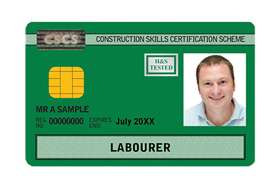 Level 1 Health and Safety in a Construction Environment (Leading to CSCS Green Card)