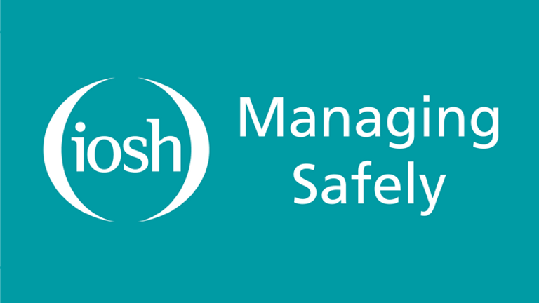 IOSH MANAGING SAFELY - Virtual Learning