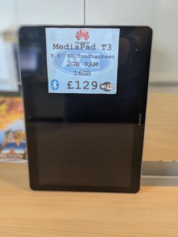 Huawei T3 £129