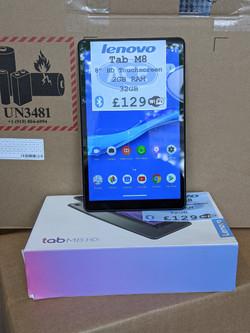 Lenovo Tab M8 £129