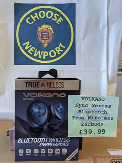 VOLKANO Sync Series £39.99