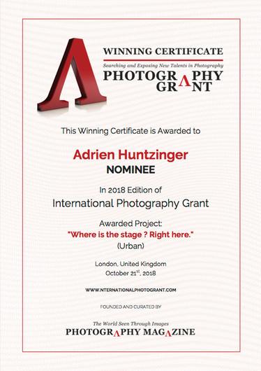 grant_certifcate_Adrien_Huntzinger - cop