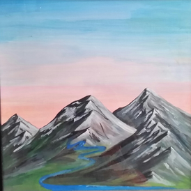 From Mountains and River