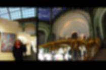 Nick Maslov au Grand Palais