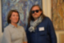 Nick Maslov  et Marina Picasso a Cannes