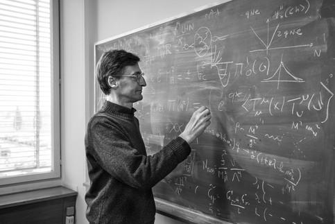 Theorist Gian Giudice