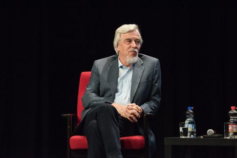 Rolf Heuer at FCC Week, Berlin