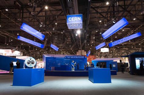 Les Automnales 2017, CERN