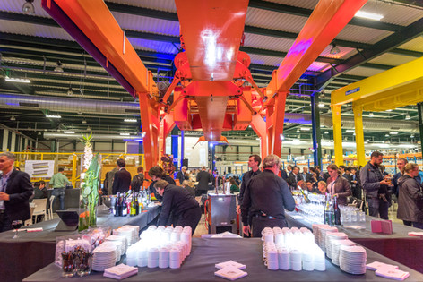 EUCAS 2017 Social Event and Exhibition at SM18