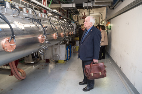 LINAC 4 Inauguration, CERN