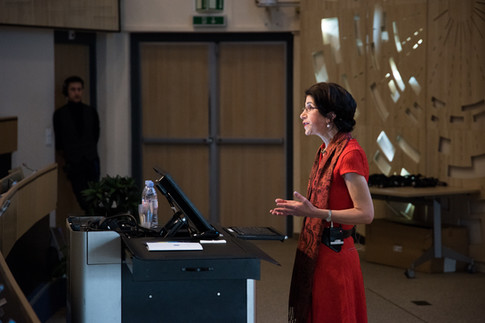 Director General of CERN Fabiola Gianotti
