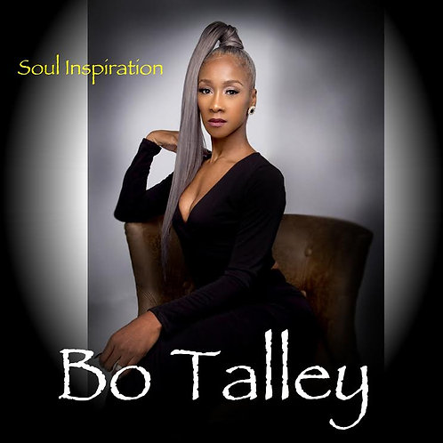 CD- Soul Inspiration, PASSION, VISION, DETERMINATION