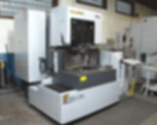 Close Tolerance Wire EDM Machining