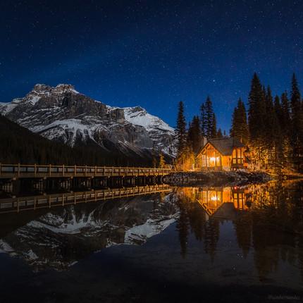 Starry Nights at Emerald Lake