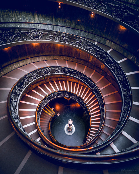 The Vatican Staircase