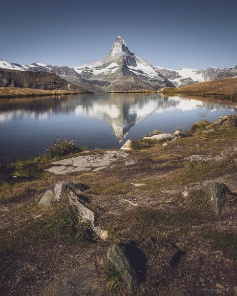 Matterhorn Reflections