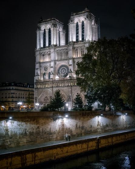 Midnight Walks in Paris