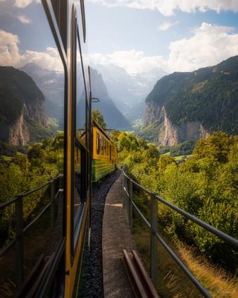 Reflections of Jungfrau