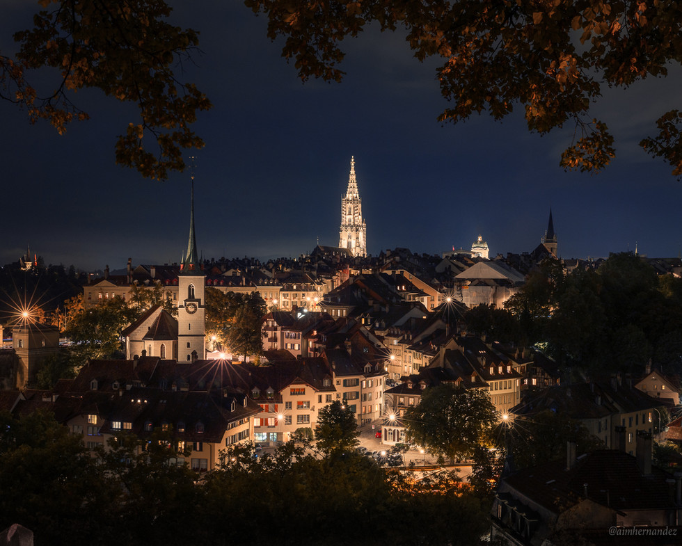 The Old City of Bern