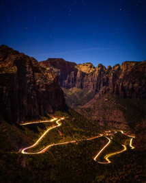All Roads Lead to Zion