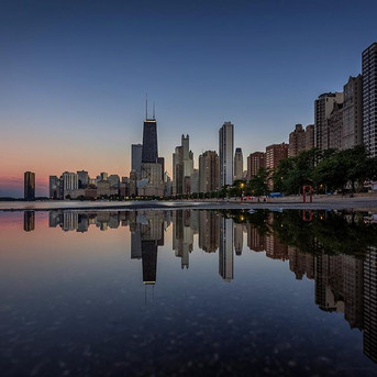 Reflections in Chicago