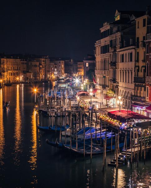 Venice after Dark
