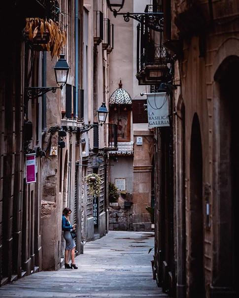 Barcelona Alleyways