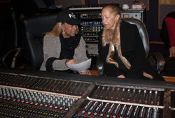 Sharon & Norrine in Control Room