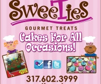 Business Spotlight: Sweeties Gourmet Treats