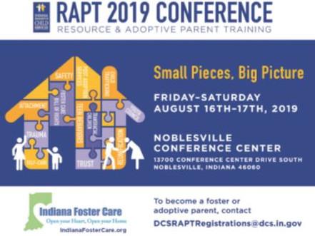 RAPT 2019 Conference