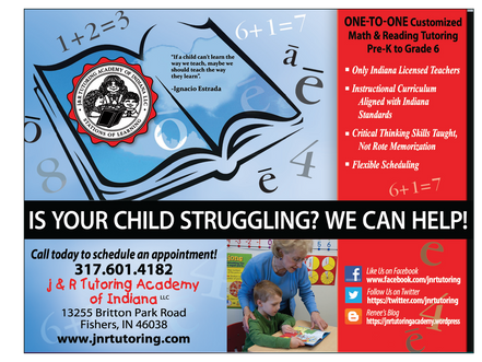Is your child struggling? We can help!