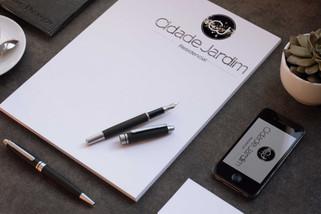 logotipo aplicado