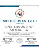 Premiação Internacional The Bizz Awards