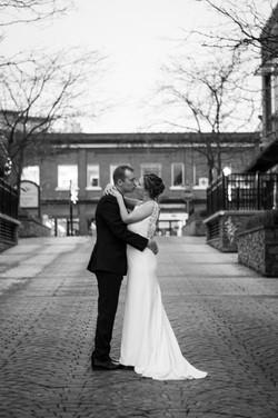Huberts Wedding
