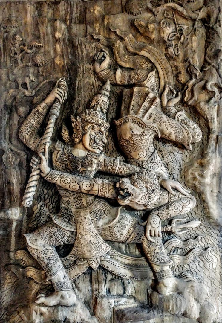 Dancing in Stone