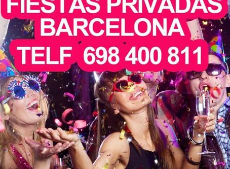 fiestas privadas barcelona