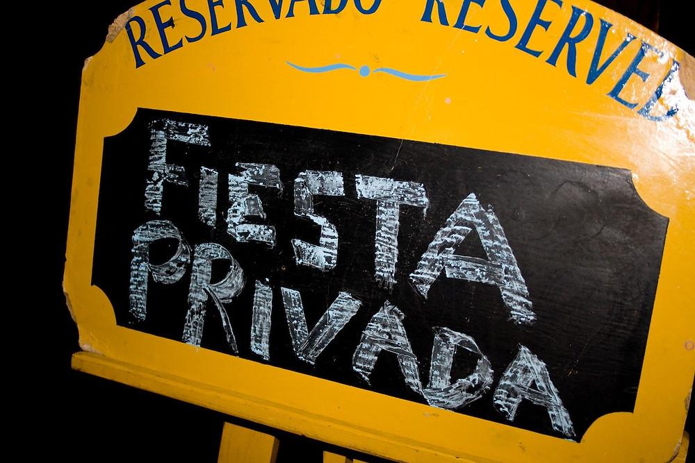 como organizar fiestas privadas en barcelona